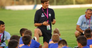 Ξεκίνησε το Summer Goalkeeper Camp