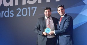Βραβεύτηκε η Five Senses Consulting στα Tourism Awards 2017