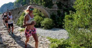 Zagori Mountain Running με την WIND