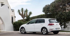 Το νέο Volkswagen e-Golf