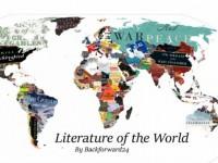 Το αγαπημένο λογοτεχνικό βιβλίο κάθε χώρας
