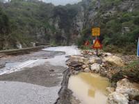 Εγκρίθηκαν 48 εκ. Ευρώ για έργα αποκατάστασης από τη θεομηνία στην ΠΕ Ρεθύμνης