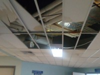 Εικόνες εγκατάλειψης στο νοσοκομείο Χανίων (φωτο)