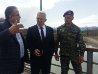 Το σχόλιο προς τον Ευ. Αποστολάκη για τον στρατό και τις γέφυρες σε Πλατανιά και Κερίτη