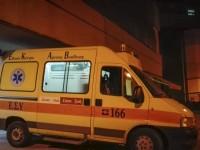 Τρίκαλα: Μαχαίρωσε την γυναίκα του μέσα στο αυτοκίνητό τους