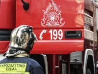 Συναγερμός για φωτιά στο Ηράκλειο