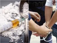 Με 5,5 κιλά ηρωίνης συνελήφθη ζευγάρι στα διόδια Μαλγάρων