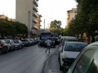 Ο διπλοπαρκαρισμένος των… δύο λεπτών προκάλεσε μποτιλιάρισμα στα Χανιά (φωτο)
