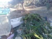 Καταγγελία του αντιπροέδρου της κοινότητας Δαράτσου για την καθαριότητα