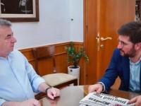 Στήριξη του Περιφερειάρχη Κρήτης στο διεκδικητικό πλαίσιο  του Δήμου Μαλεβιζίου