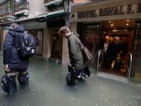 Έκλεισε η πλατεία του Αγίου Μάρκου στη Βενετία