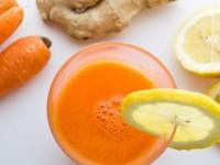 Χυμός καρότου και τζίντζερ: Τα σημαντικά οφέλη για την υγεία μας