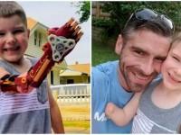 Μπαμπάς φτιάχνει μηχανικά χέρια για παιδιά που έχουν ανάγκη και τους τα προσφέρει δωρεάν
