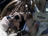Δείτε live τον διαστημικό περίπατο δυο γυναικών τεχνικών στον διαστημικό σταθμό