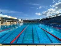 Συνεχίζονται οι προπονήσεις στο Κολυμβητήριο Χανίων