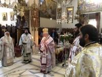Ψυχοσάββατο στην Ιερά Μονή Αγίας Τριάδος των Τζαγκαρόλων