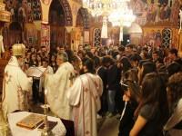 Εορτή Αγίου Λουκά Αρχιεπισκόπου Κριμαίας -  Μαθητική Θεία Λειτουργία