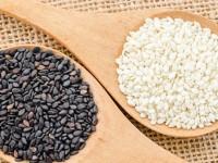 Μαύρο σουσάμι: Τα σημαντικά οφέλη για την υγεία σας
