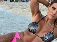 H Ιωάννα Μαλέσκου έσβησε σέξι φωτογραφίες της από το instagram