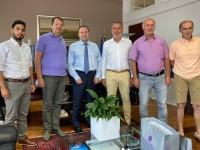 Το Πρόγραμμα Λιμενικής Κατάρτισης από το Ινστιτούτο Εξάντας παρακολούθησε ο Μ. Παπαδάκης