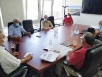 Σύσκεψη στον ΟΑΚ ΑΕ για τα νερά στον Αποκόρωνα Χανίων
