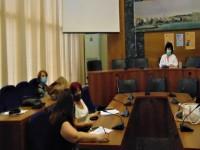 Σύσκεψη Αντιδημάρχων Ρεθύμνης με Δντές δημοτικών υπηρεσιών για την αντιμετώπιση πανδημίας