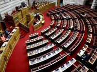 Κόντρα στη Βουλή με αφορμή τα «δώδεκα μίλια» και τη δήλωση Χρυσοχοΐδη για «εθνικισμό»