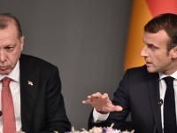 Στο «κόκκινο» οι σχέσεις Γαλλίας - Τουρκίας - O Μακρόν κήρυξε «πόλεμο» στους τζιχαντιστές