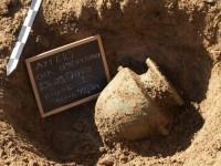 Αποκαλύφθηκαν οκτώ τάφοι προϊστορικών χρόνων σε οικόπεδο στην Ηλεία