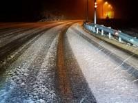 Χιόνισε στα ορεινά της Θεσσαλονίκης και στην Κομοτηνή (βιντεο)