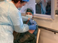 Εμβολιασμοί ενάντια στον Covid-19 στο Αννουσάκειο Ίδρυμα