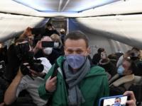 Έφτασε στη Μόσχα ο Ναβάλνι - Συνελήφθη στο αεροδρόμιο