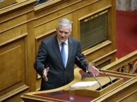 Ο Μανούσος Βολουδάκης στη Βουλή για λιμενικά έργα και Λιμενικό