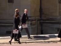 Κηδεία πρίγκιπα Φιλίππου : Χάρι και Ουίλιαμ συνομίλησαν
