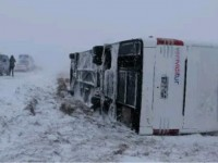 Τουρκία: Δυστύχημα σε ανατροπή τουριστικού λεωφορείου - Ένας νεκρός και 26 τραυματίες