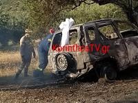 Ο ιερέας της περιοχής ο νεκρός που βρέθηκε στο καμένο όχημα