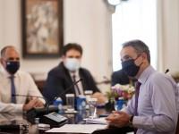 Μητσοτάκης σε υπουργικό: Αυξάνεται ο κατώτατος μισθός κατά 2%