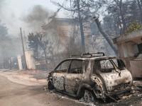 Φωτιά στη Σταμάτα: Το σενάριο η πυρκαγιά να ξεκίνησε από εργασίες σε μελίσσια
