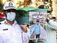 Ιράν: Φόρος τιμής στον 15χρονο που έσωσε 2 γυναίκες από φωτιά και υπέκυψε στα τραύματά του