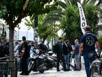 Πυροβολισμοί στην Αλεξάνδρας: Ήθελε να πυροβολήσει αστυνομικούς ένας εκ των συλληφθέντων