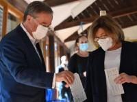 Εκλογές στη Γερμανία: Viral η γκάφα του Άρμιν Λάσετ στην κάλπη