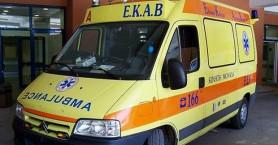 Ανατροπή αυτοκινήτου στα Νωπήγεια με τραυματία