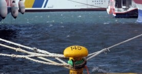 Δεν φεύγουν τα πλοία από τα λιμάνια της Κρήτης και του Πειραιά