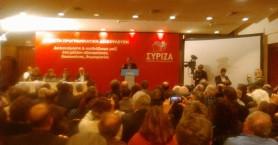 Σε κατάσταση κρίσης ο τοπικός ΣΥΡΙΖΑ
