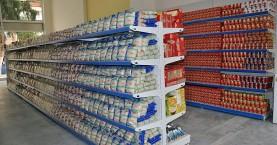 Διανομή τροφίμων κοινωνικού παντοπωλείου στο Ρέθυμνο