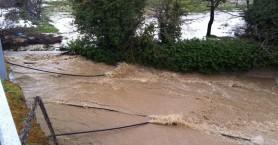 Σε αντίστοιχη κακοκαιρία του 2017 τα Χανιά δεν γλιτώνουν τις πλημμύρες
