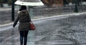 Η ΕΜΥ προειδοποιεί για σφοδρές καταιγίδες το επόμενο 48ωρο