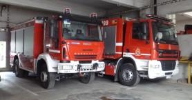 Άσκηση της Πυροσβεστικής Υπηρεσίας στον Ναύσταθμο Κρήτης