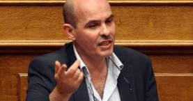 Μιχελογιαννάκης «Τι οφείλουμε στον κόσμο και τι στο ΣΥΡΙΖΑ»