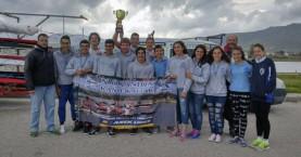 ΝΟΧ: Πρωταθλητής Ελλάδας Μεγάλων Αποστάσεων Σπριντ 5.000μ.!